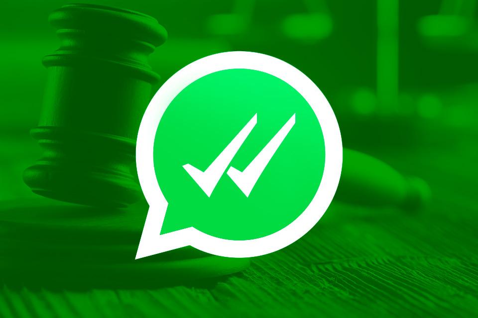 Imagem de Visualizou? Intimado! Justiça aprova envio de intimações via WhatsApp no tecmundo
