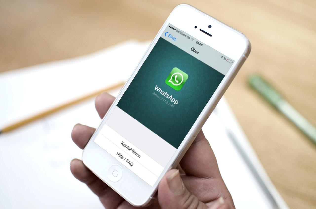 Imagem de WhatsApp: veja como fazer o backup das suas conversas no iPhone no tecmundo