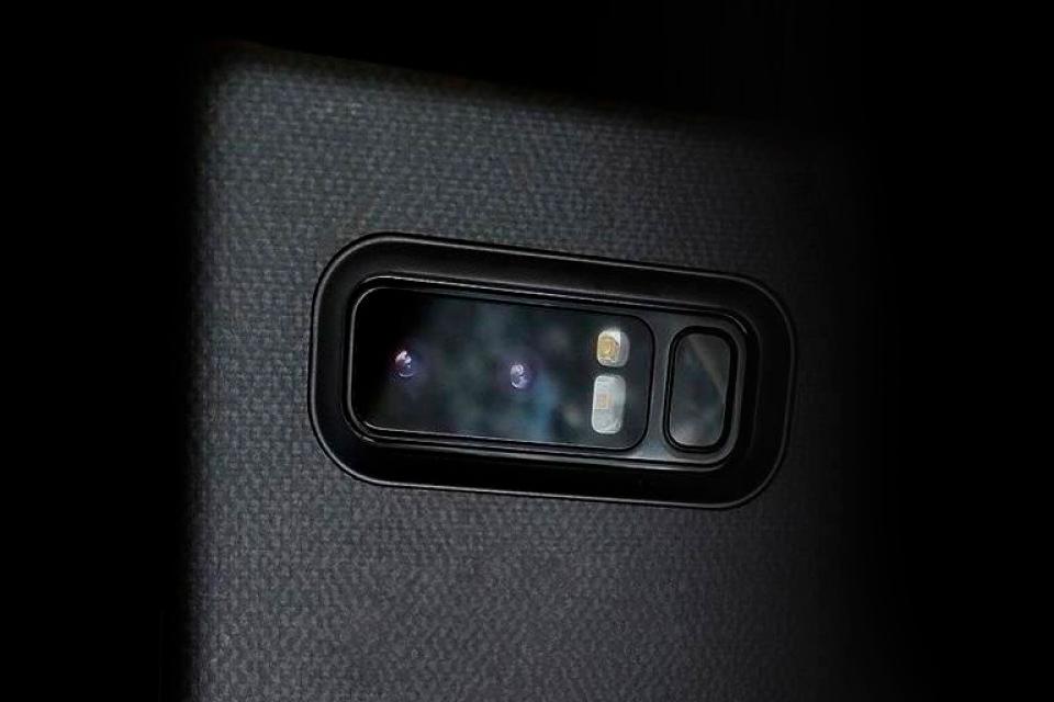 Imagem de Com novo sensor, Galaxy Note 8 vai tirar fotos ainda melhores do que o S8 no tecmundo