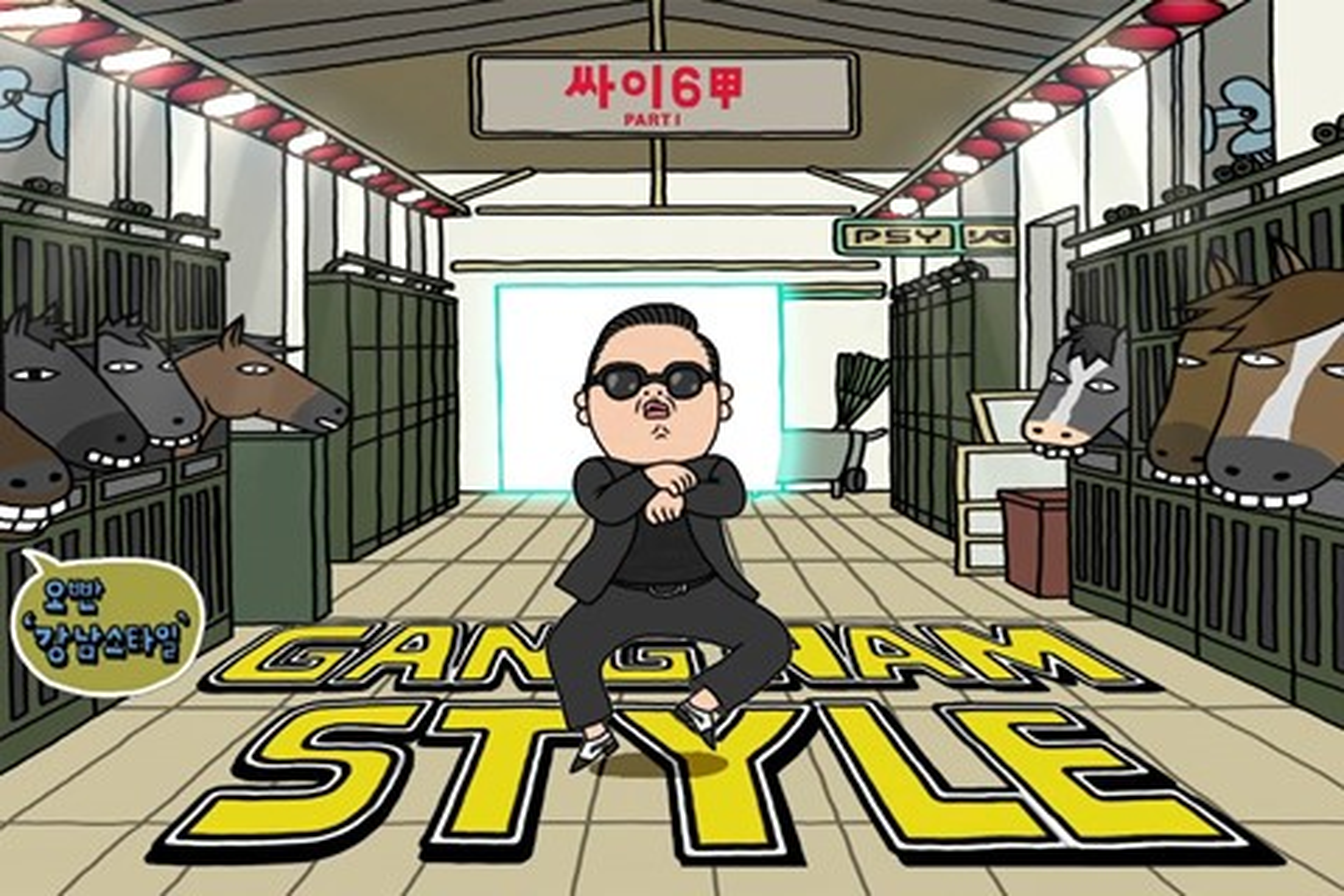 Imagem de Surpresa: Gangnam Style não é mais o vídeo mais visto do YouTube no tecmundo