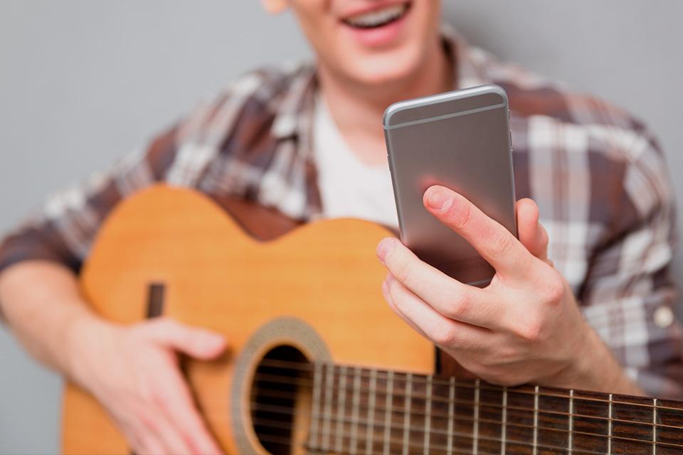 Imagem de TabBank: novo app vai facilitar a vida de quem toca guitarra ou violão no tecmundo
