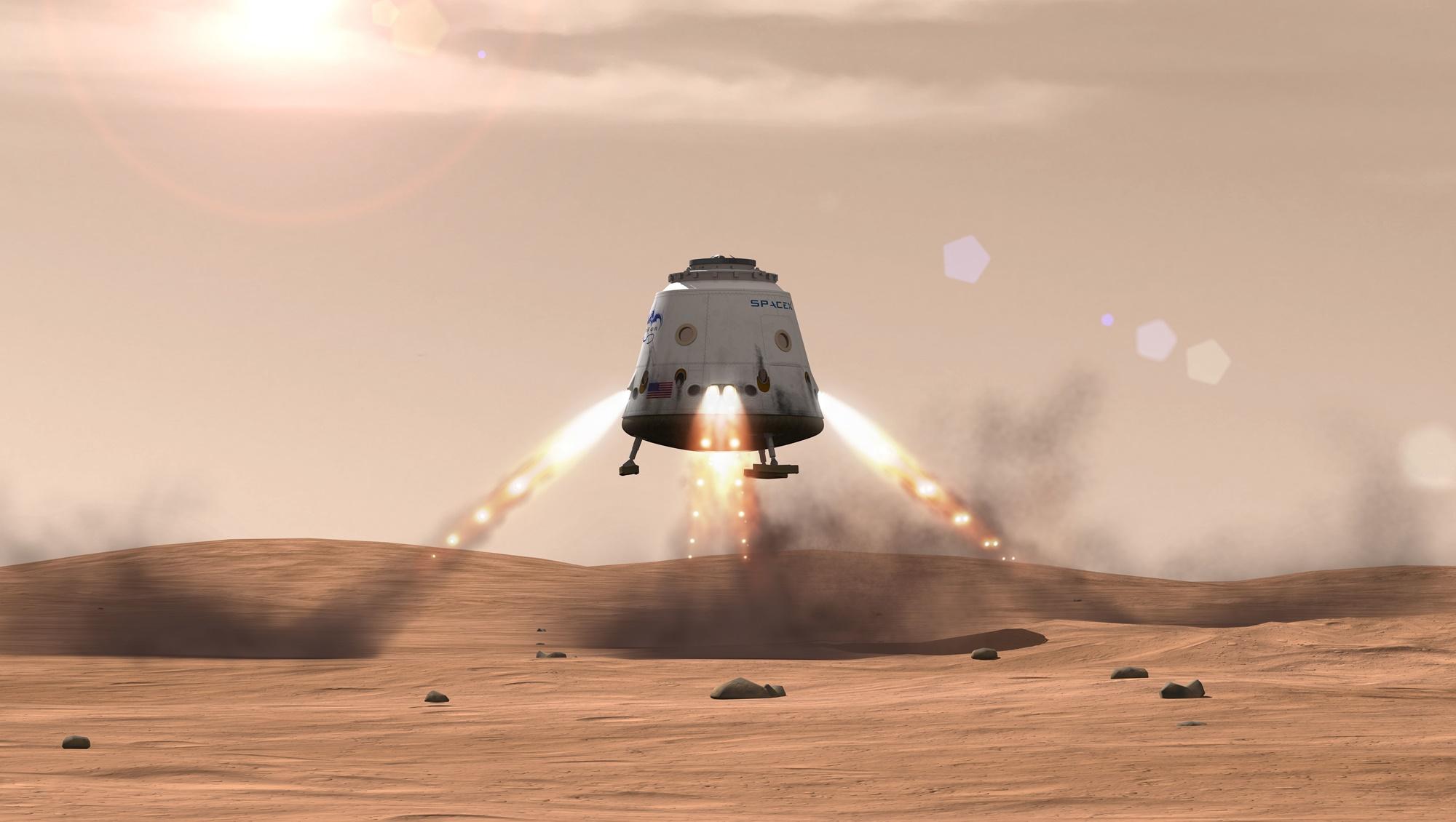 Imagem de A SpaceX engaveta o projeto de enviar cápsulas Dragon para Marte no tecmundo