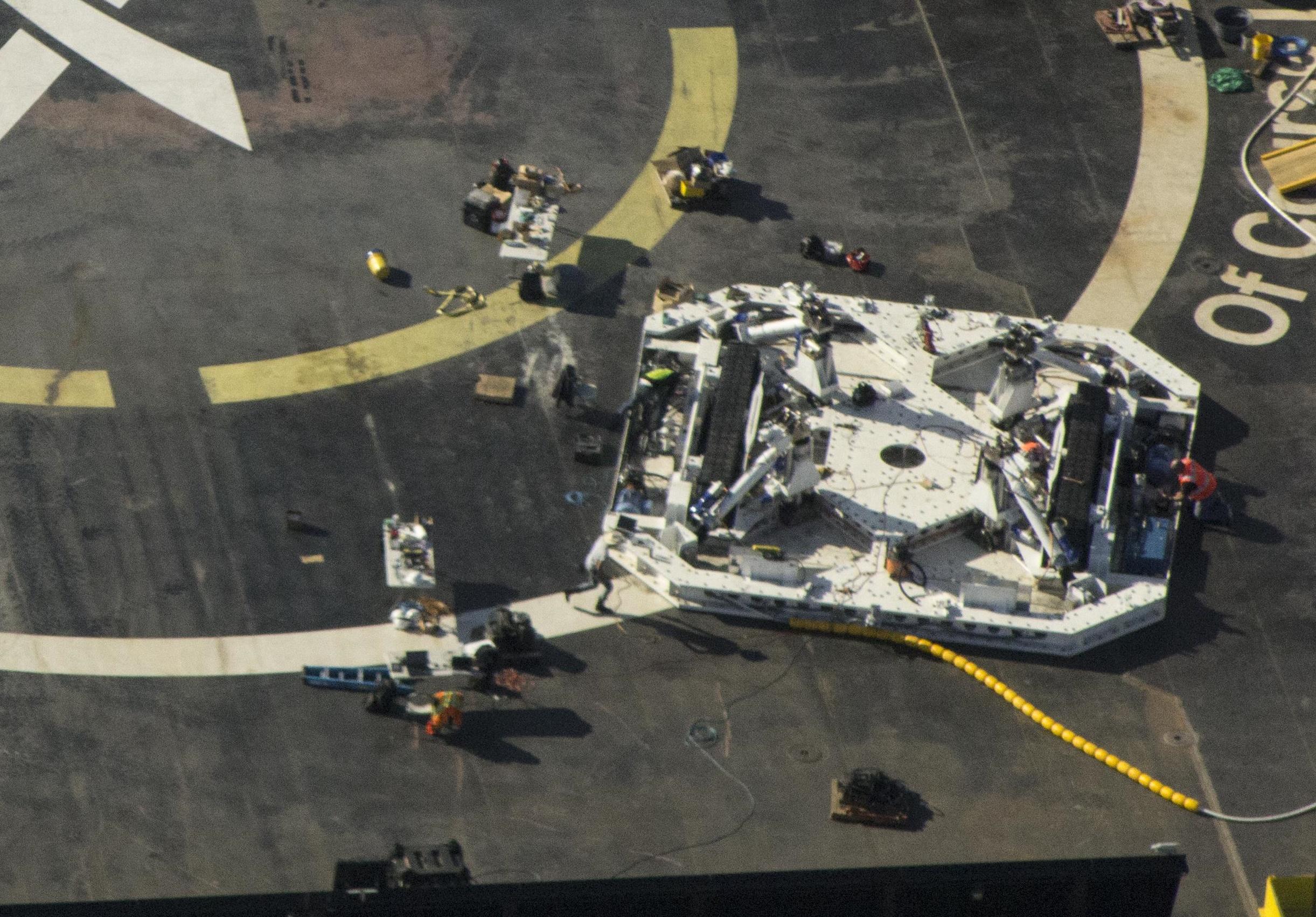 Imagem de SpaceX tem um novo robô que ninguém sabe o que faz  no tecmundo