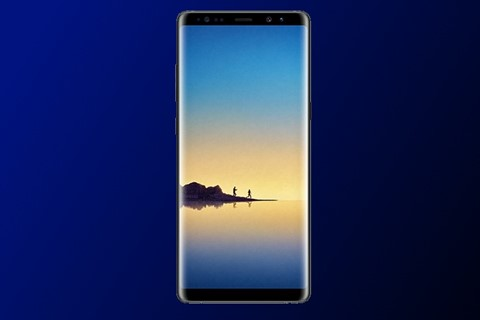 Imagem de Fãs da Samsung, contemplem o design do novo Galaxy Note 8 no tecmundo