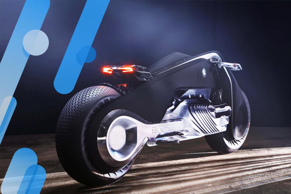 Imagem de Conheça os 4 conceitos de motos que o mercado reserva para o futuro no tecmundo