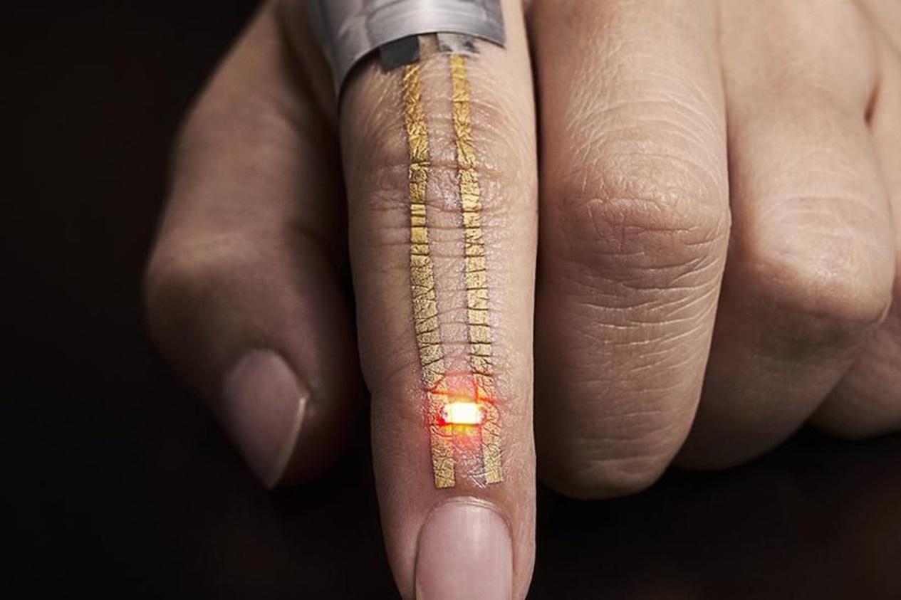 """Imagem de """"Pele eletrônica"""" poderá monitorar sua saúde no futuro no tecmundo"""