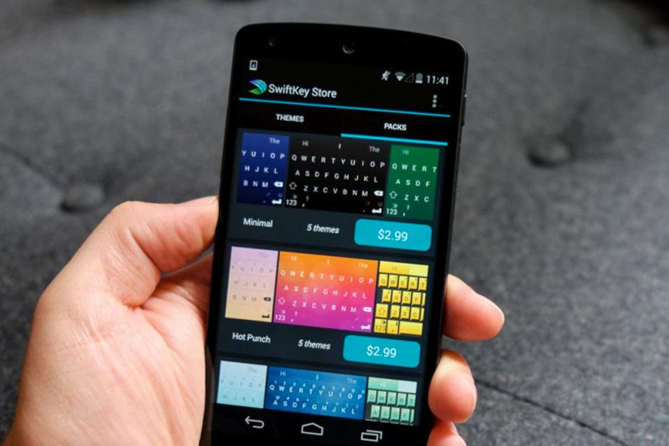 Imagem de Como mudar o teclado do Android no tecmundo