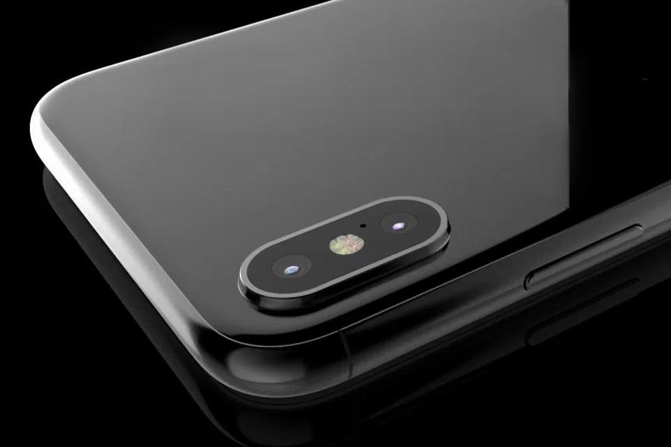 """Imagem de """"Modelos"""" do iPhone 8 aparecem na web em três cores no tecmundo"""