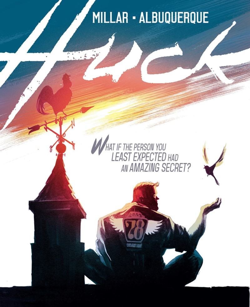 Netflix compra empresa de quadrinhos do autor de Kick-Ass e Kingsman