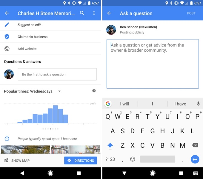Google Feed para Android ganha novos atalhos no Brasil