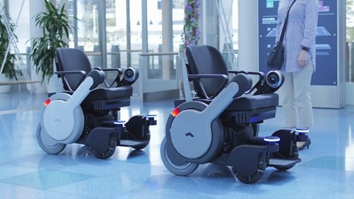 Imagem de De olho nas Paralimpíadas 2020, japoneses criam cadeira de rodas autônoma no tecmundo