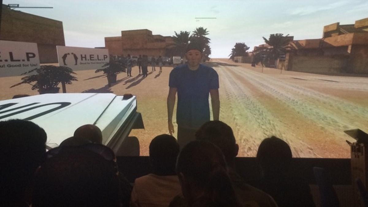 Imagem de Suécia usa realidade virtual para ajudar militares a lidar com civis no tecmundo