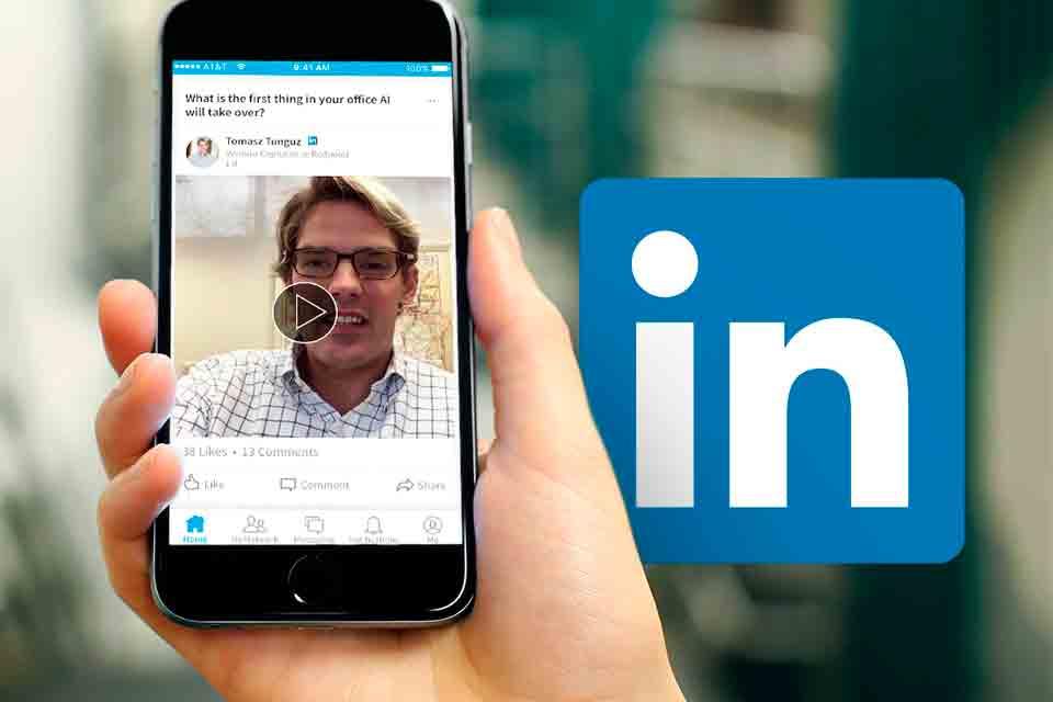 Imagem de LinkedIn adiciona opção para publicar vídeos diretamente do aplicativo no tecmundo