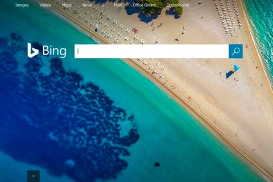 Imagem de Microsoft teve que tirar um pênis de uma foto que era capa do Bing no tecmundo