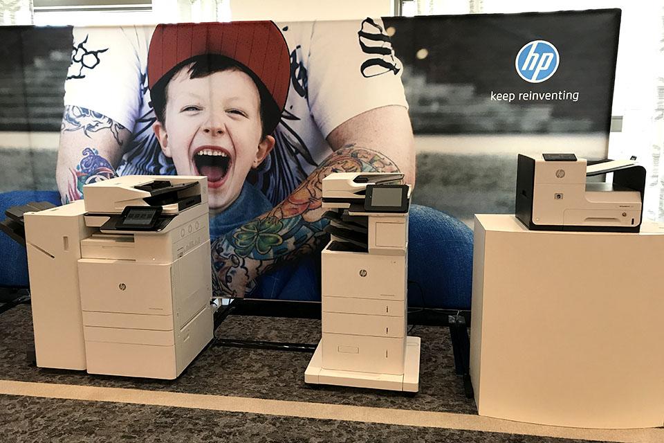 Imagem de LACF: HP foca na segurança de impressoras para proteger redes corporativas no tecmundo