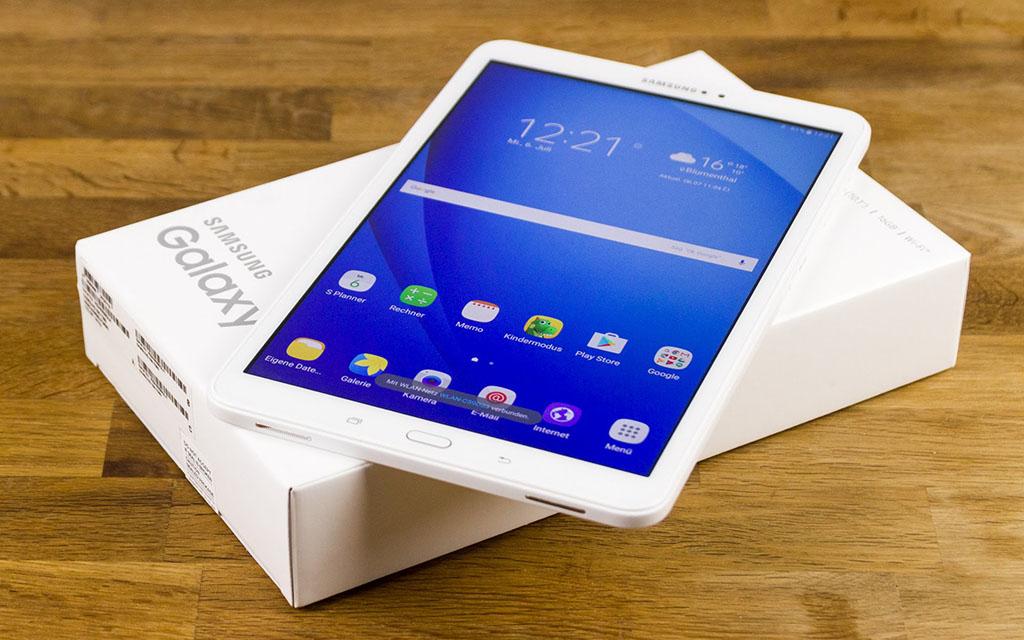 Imagem de Galaxy Tab A 8.0 (2017) é certificado na China e pode chegar muito em breve no tecmundo
