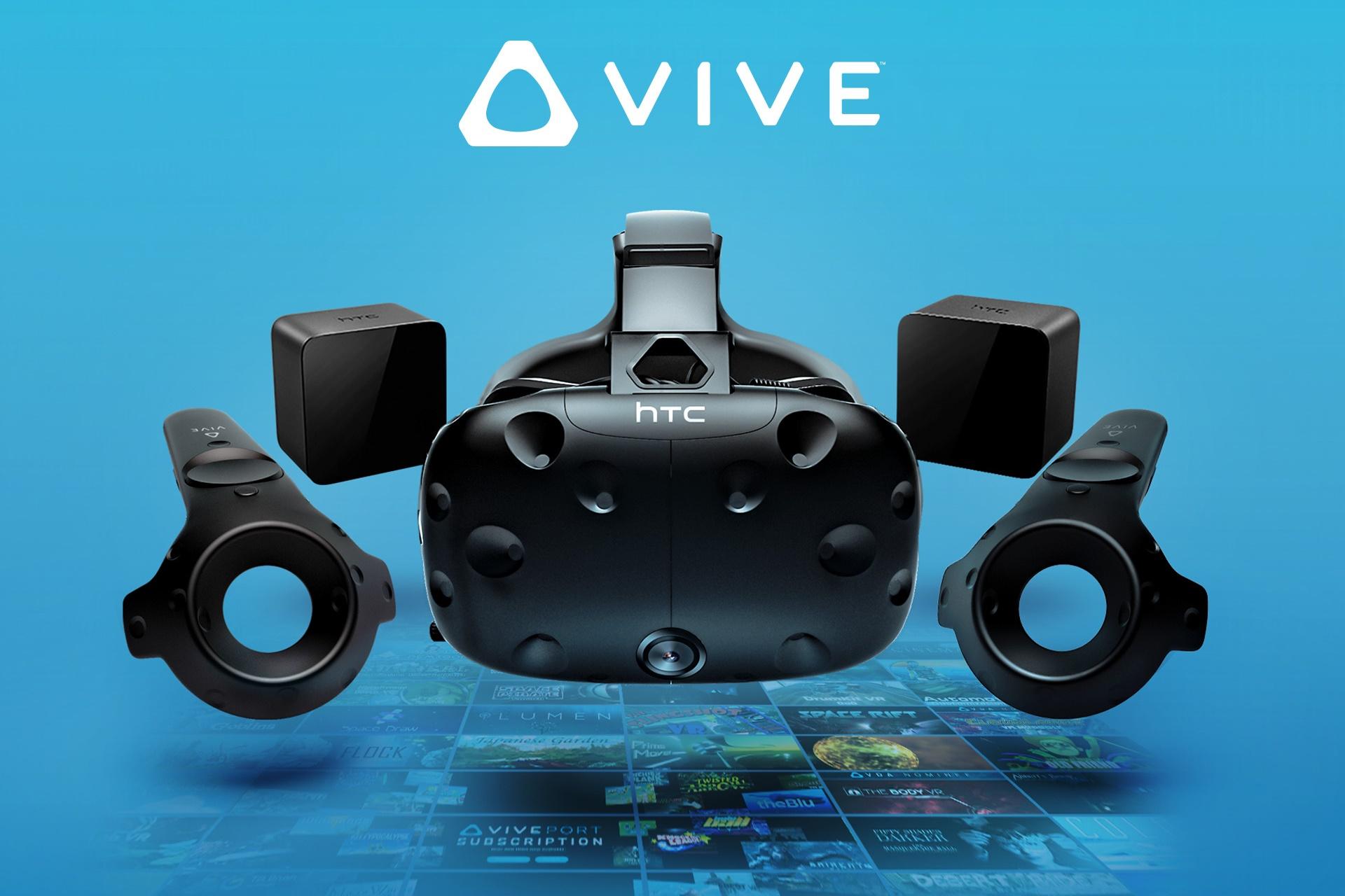 Imagem de HTC corta preço do Vive em 25% — e ele continua caro no tecmundo