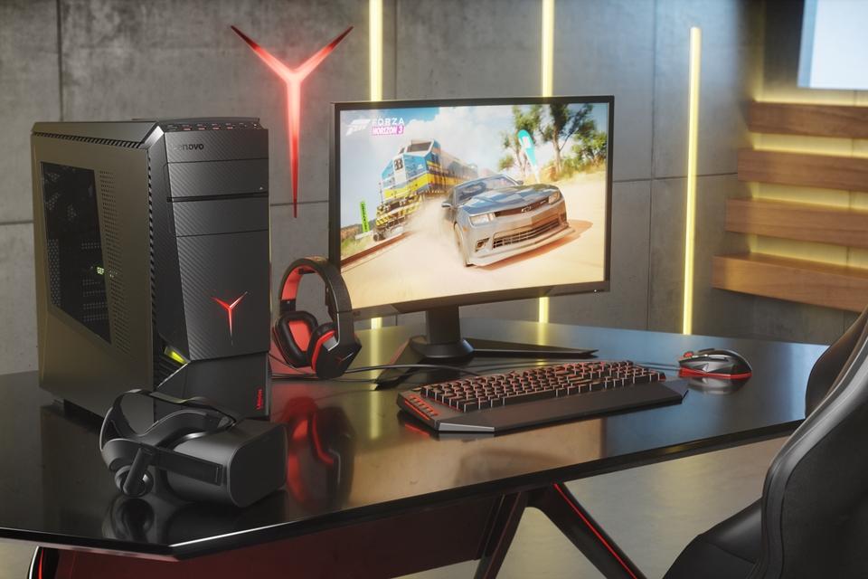 Imagem de  Lenovo vai lançar três novos computadores para jogar com realidade virtual no tecmundo