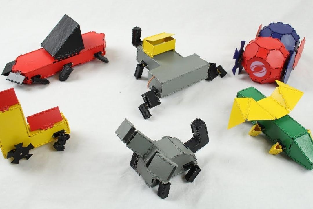 Imagem de 'Robô de origami' pode ser a nova porta de entrada para a robótica [vídeo] no tecmundo