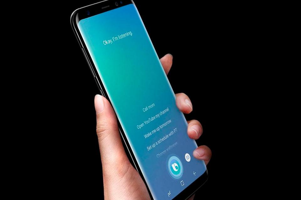Imagem de Bixby nos próximos aparelhos da Samsung? É o que parece no tecmundo