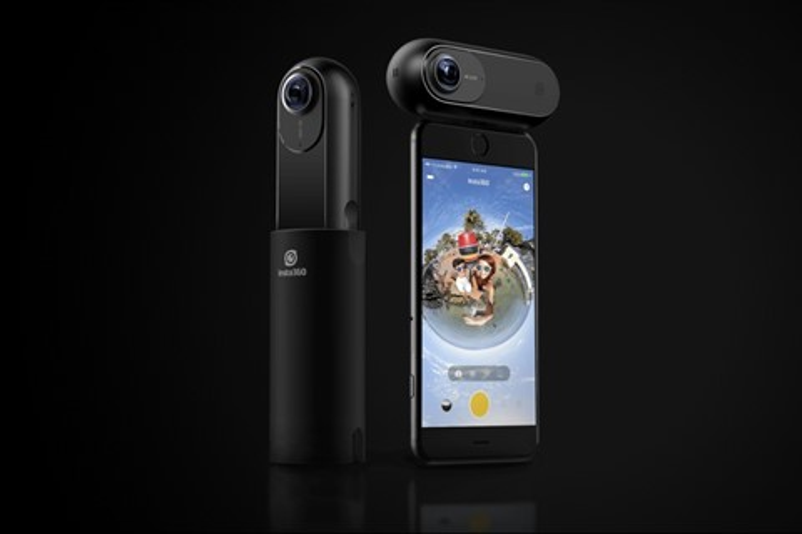 Imagem de Insta360 ONE traz uma câmera 360° em 4K que faz de tudo [vídeo] no tecmundo