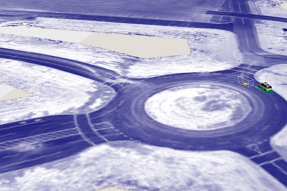 Imagem de Carcraft: o mundo virtual que a Waymo usa para testar seus carros autônomos no tecmundo