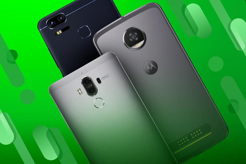 Imagem de Os 7 smartphones com melhores baterias que testamos no 1º semestre de 2017 no tecmundo