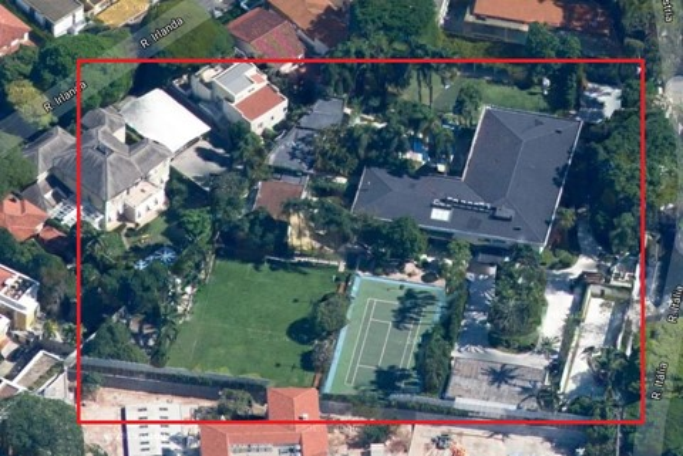 Imagem de João Doria, prefeito de SP, pede para Google Maps desfocar a própria casa no tecmundo