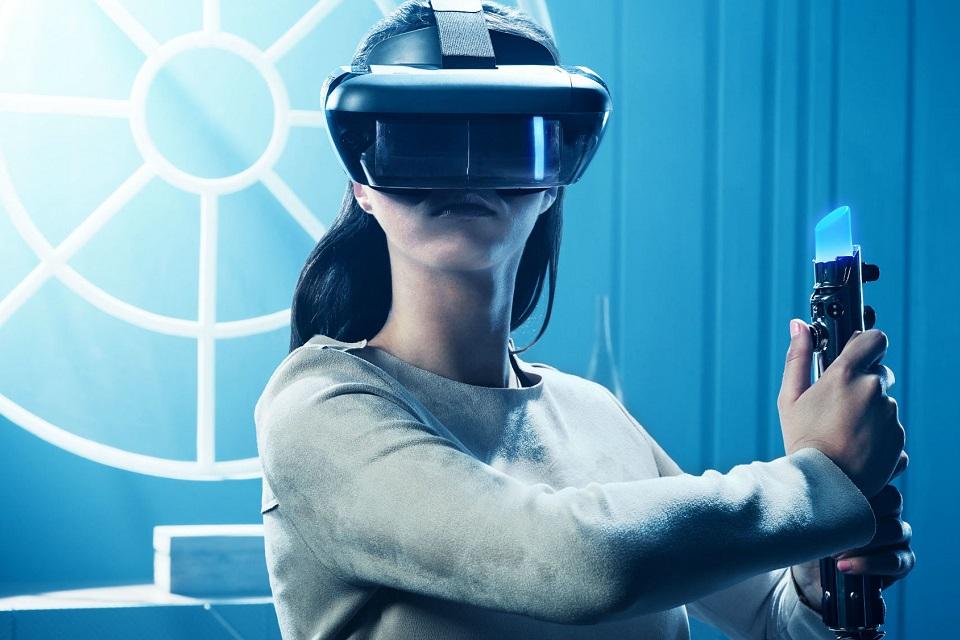 Imagem de Vire um jedi com os novos óculos de realidade aumentada da Lenovo no tecmundo