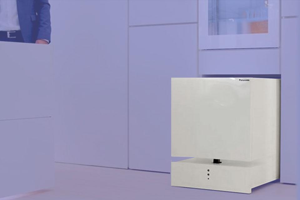 Imagem de Geladeira de estimação? Panasonic exibe novidade futurística na IFA 2017 no tecmundo