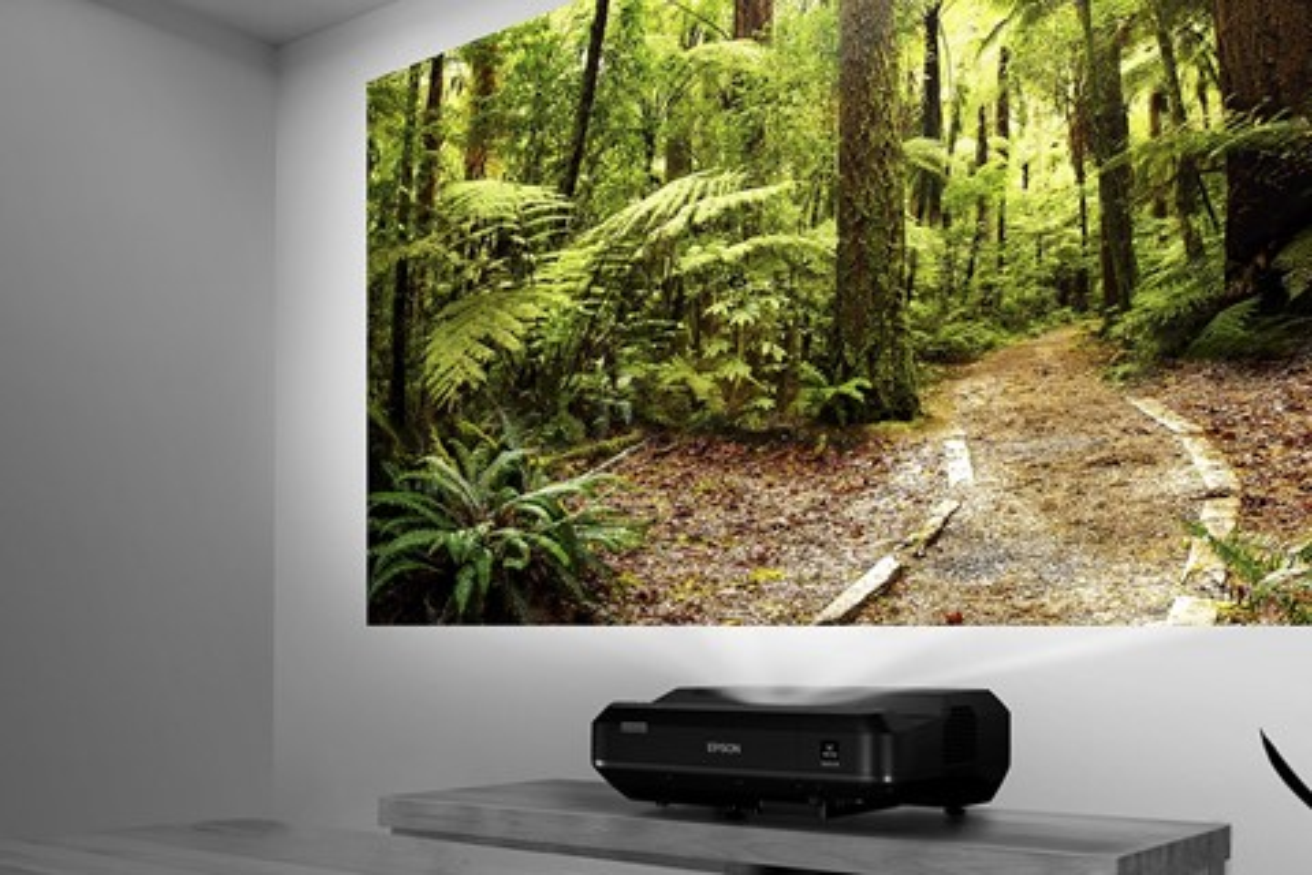 Imagem de Epson lança projetor a laser capaz de criar uma tela de 130 polegadas no tecmundo