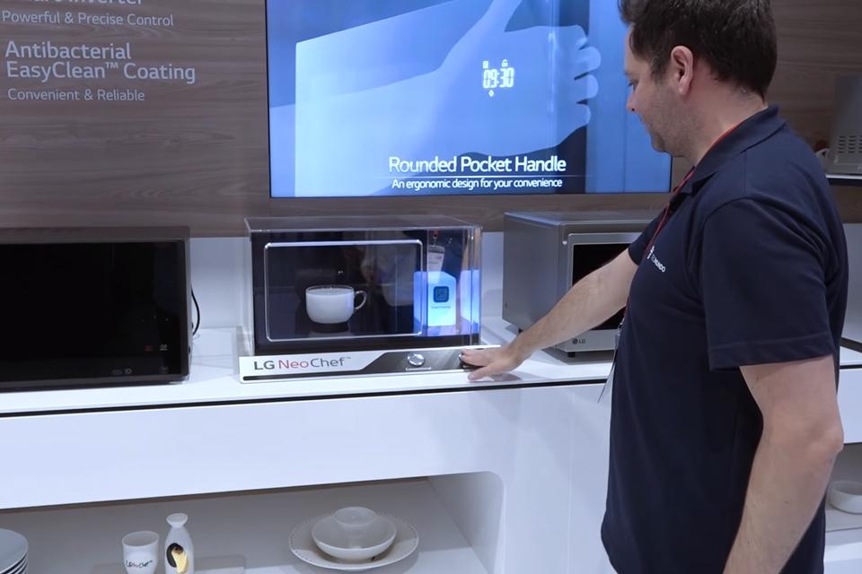 Imagem de Tudo conectado: confira os eletrodomésticos do futuro mostrados na IFA 2017 no tecmundo