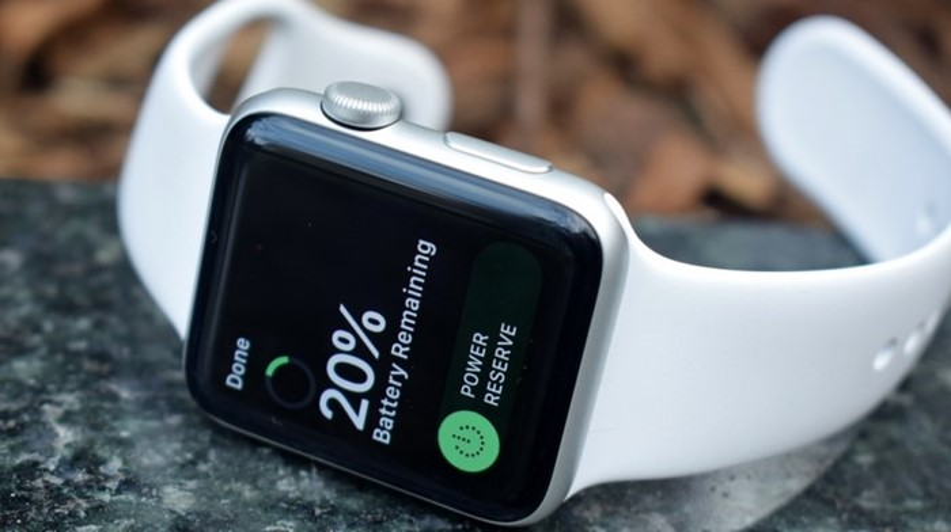 relógio inteligente da apple