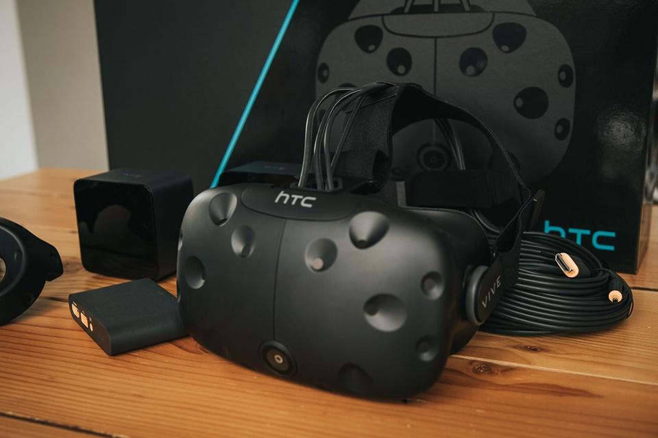 Imagem de Novo headset VR da HTC ganha nome e pode chegar ao mercado em breve no tecmundo