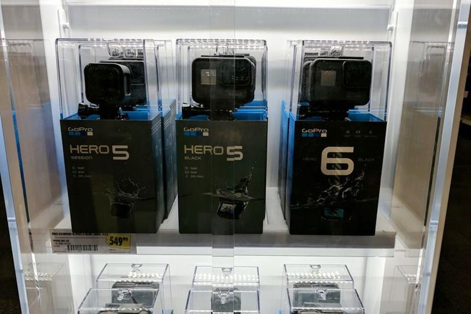 Imagem de GoPro Hero6 Black aparece em loja no Canadá com preço e ainda mais detalhes no tecmundo