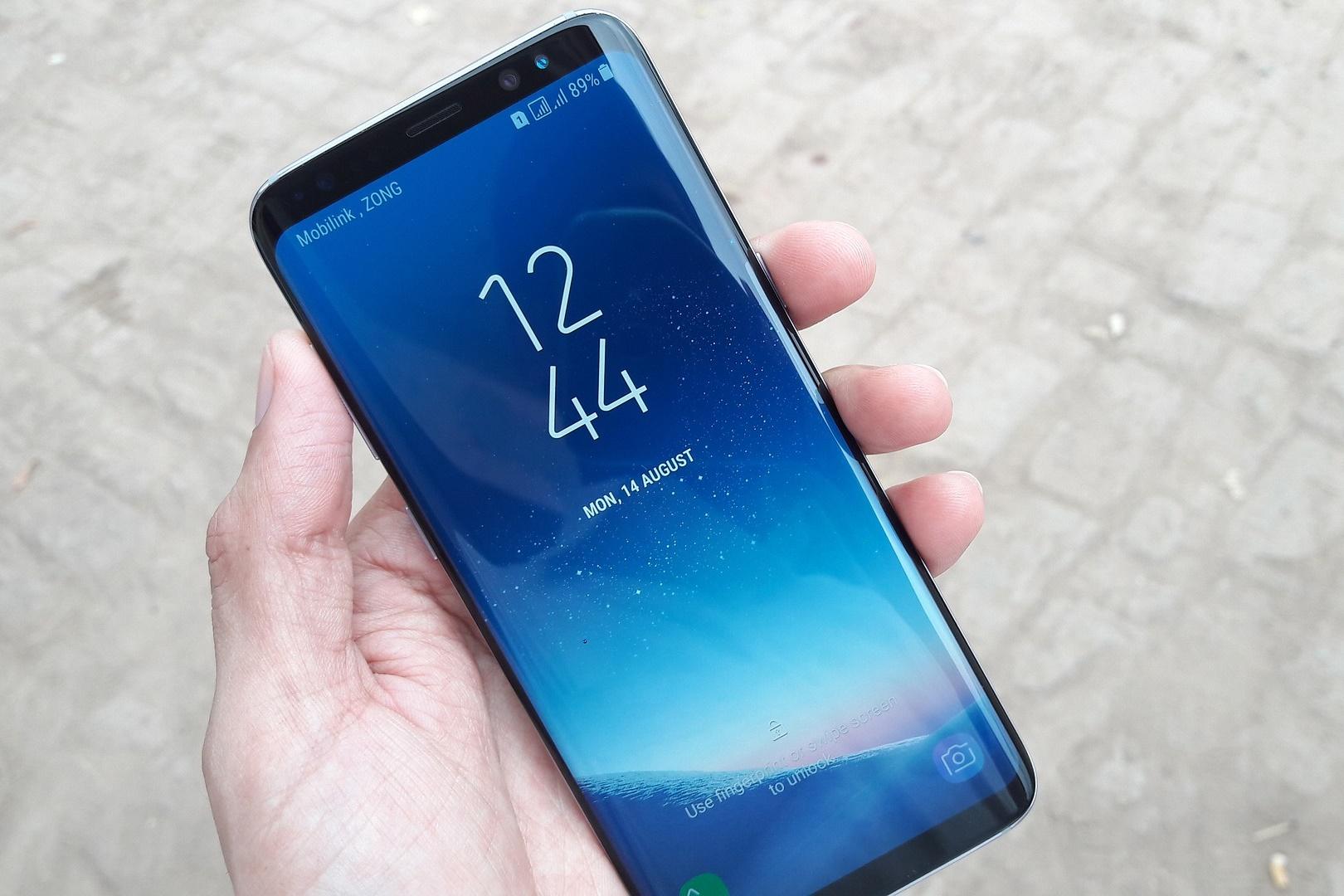 Imagem de Após atualização, botão da Bixby no Galaxy S8 pode ser desativado no tecmundo