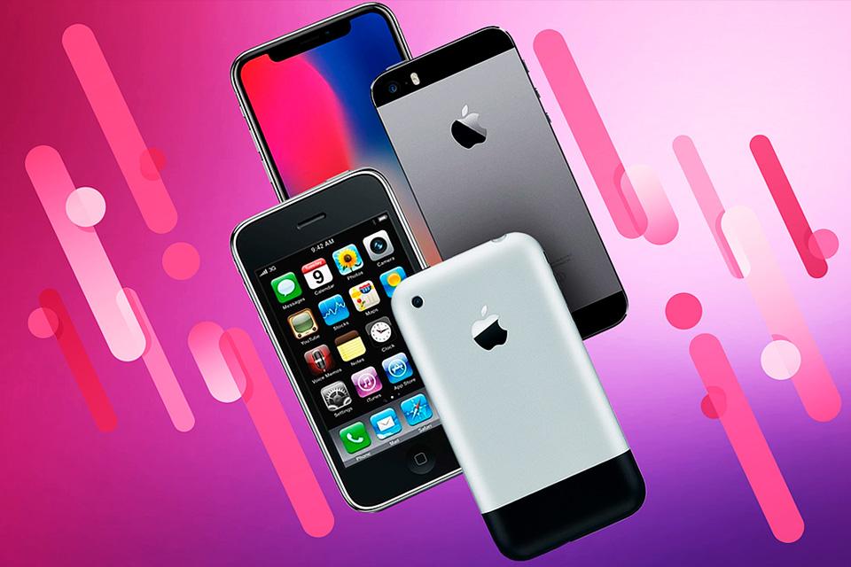 Imagem de A história do iPhone, o celular revolucionário da Apple [vídeo] no tecmundo