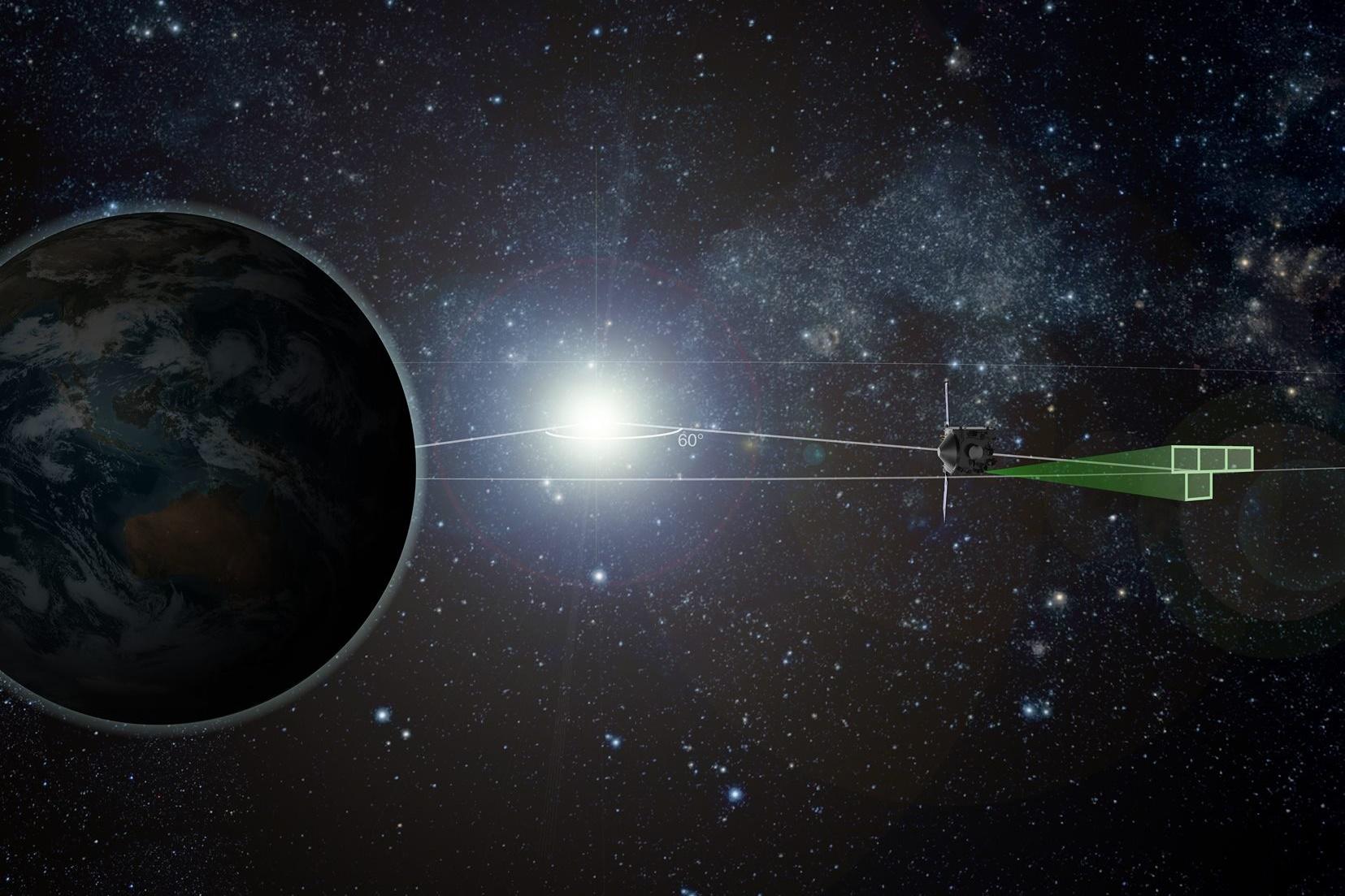 Imagem de Veículo espacial da NASA terá seu trajeto alterado para encontrar asteroide no tecmundo
