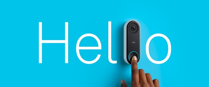 Nest Hello Video Doorbell