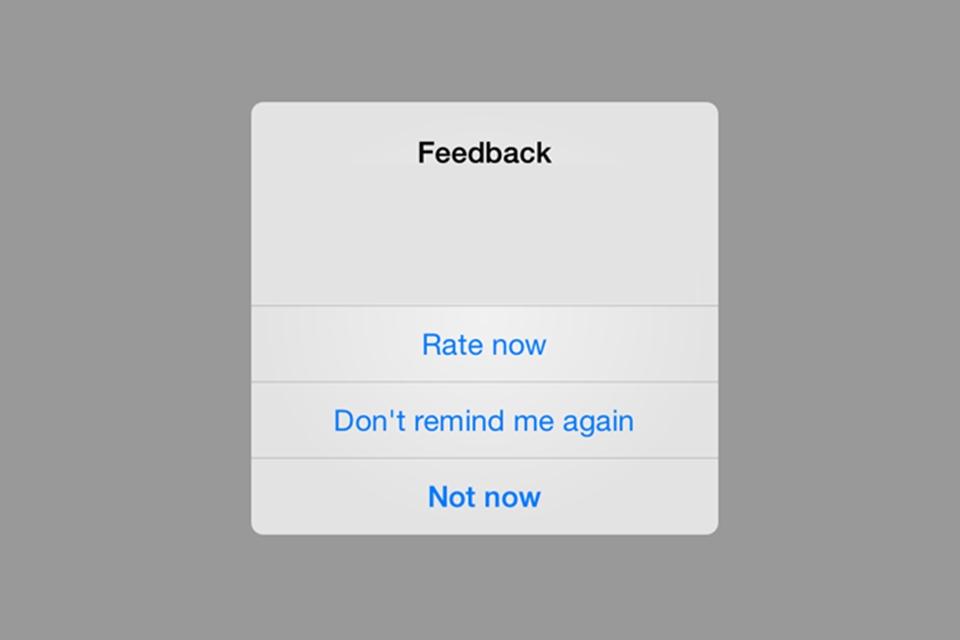 Imagem de Fim do incômodo! Como desativar janelas para avaliar aplicativos no iOS 11 no tecmundo