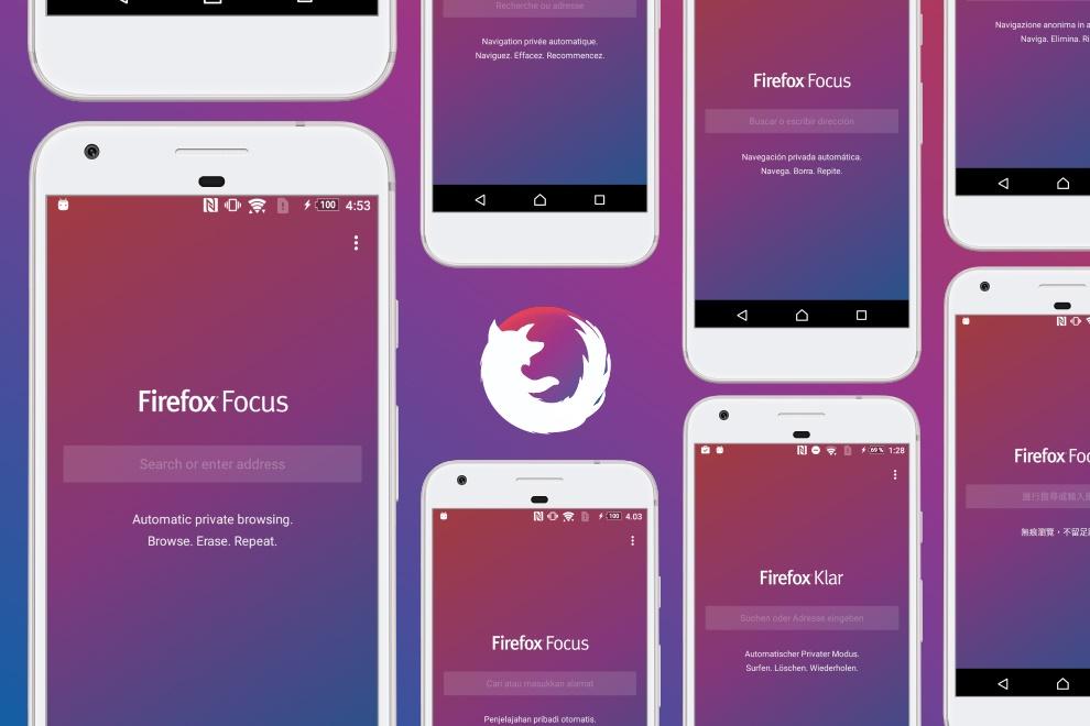 """Imagem de Firefox Focus, o """"navegador da privacidade"""", agora suporta múltiplas abas no tecmundo"""