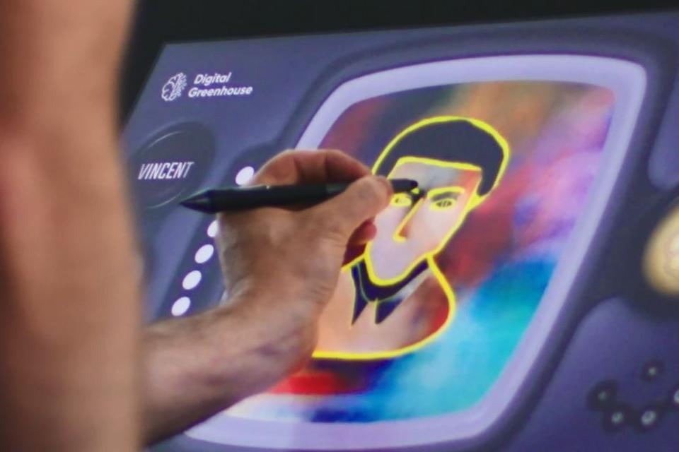 Imagem de Vincent: a AI que promete transformar qualquer rabisco em obras de Van Gogh no tecmundo
