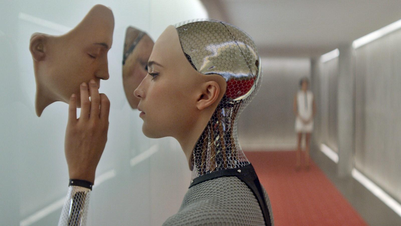 Imagem de Por que precisamos que os robôs pareçam humanos para termos medo deles? no tecmundo