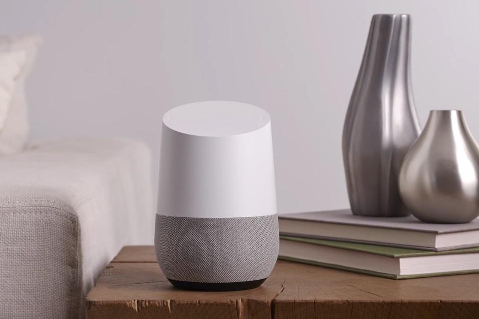 Imagem de Google Home com som estéreo e construção premium pode chegar em breve no tecmundo