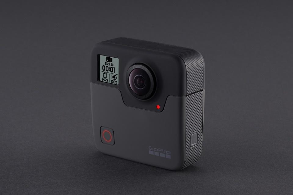 Imagem de GoPro Fusion entra em pré-venda no mercado internacional; confira o preço no tecmundo