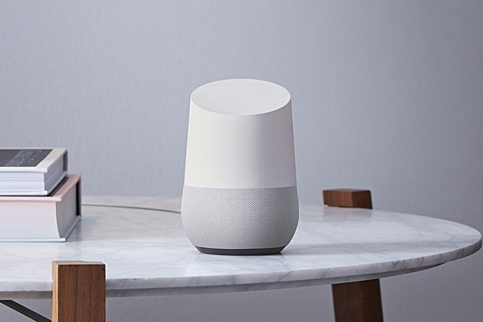 Imagem de Google Home com display de 7 polegadas pode ser lançado em breve no tecmundo