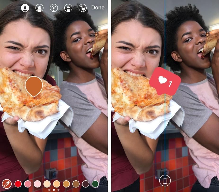 Novas ferramentas do Instagram