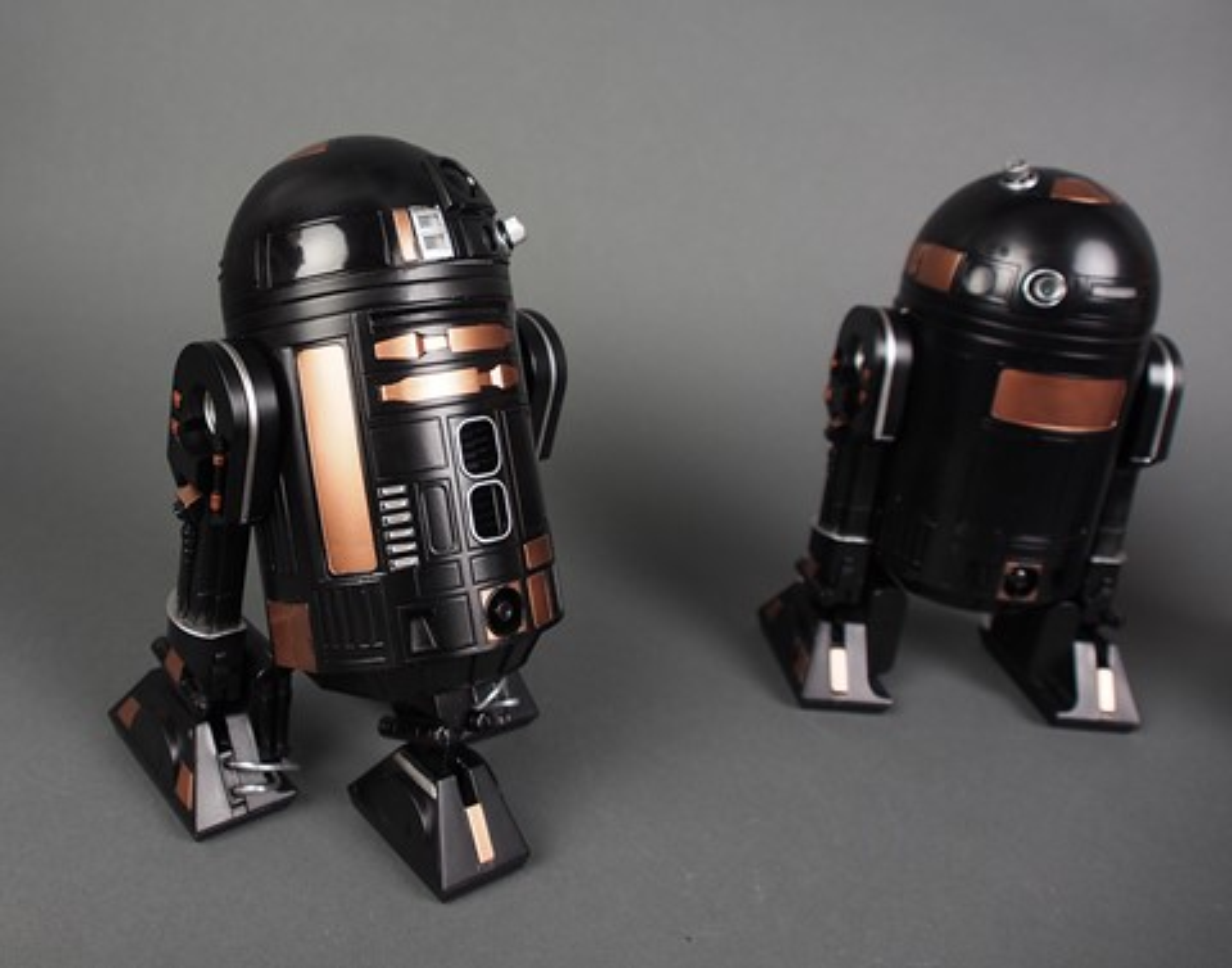 """Imagem de Sphero lança R2-D2 """"do mal"""" onde você pode ver filmes de """"Star Wars"""" no tecmundo"""