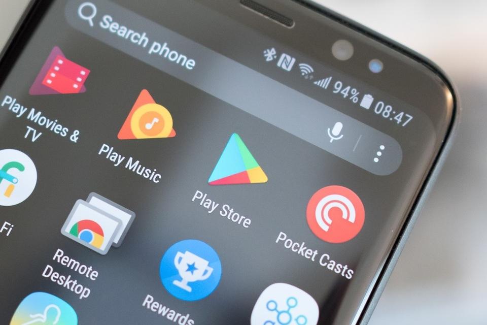 Imagem de Play Store agora mostra posição de apps mais baixados no ranking da loja no tecmundo