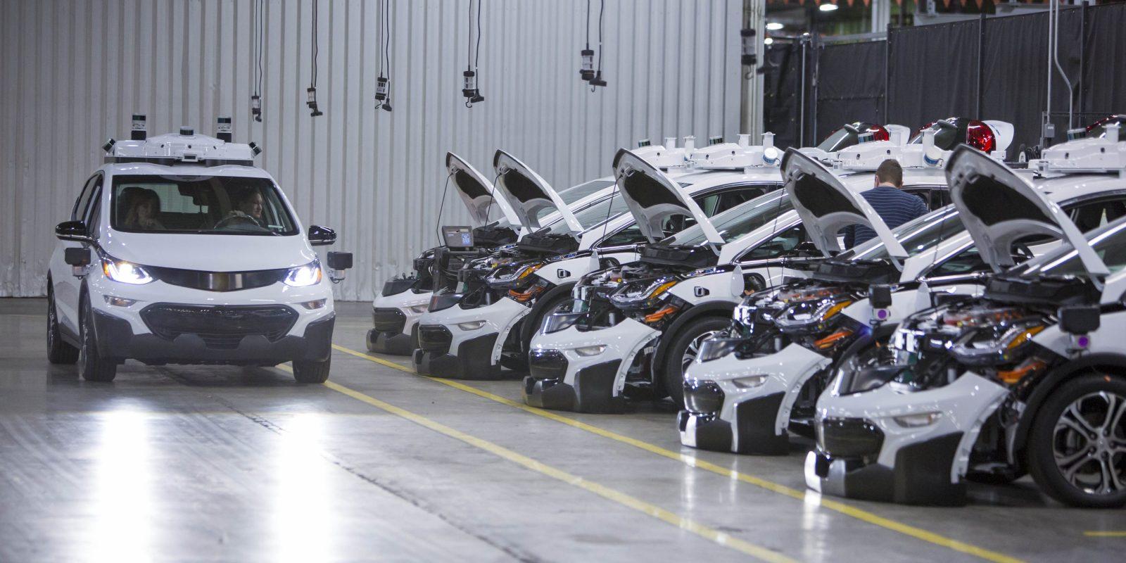 Carro Autonomo GM